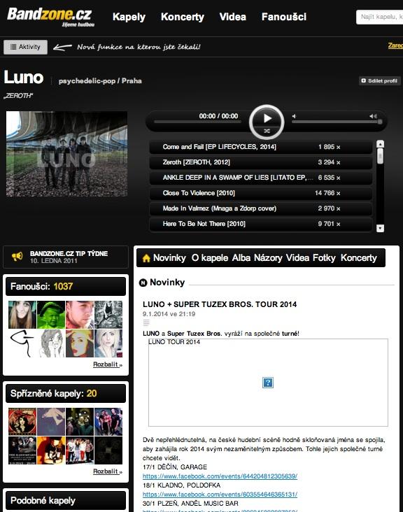 BandZone_Luno