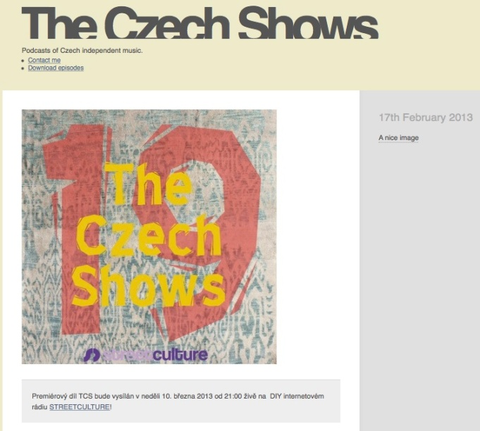 CzechShowsTumblr